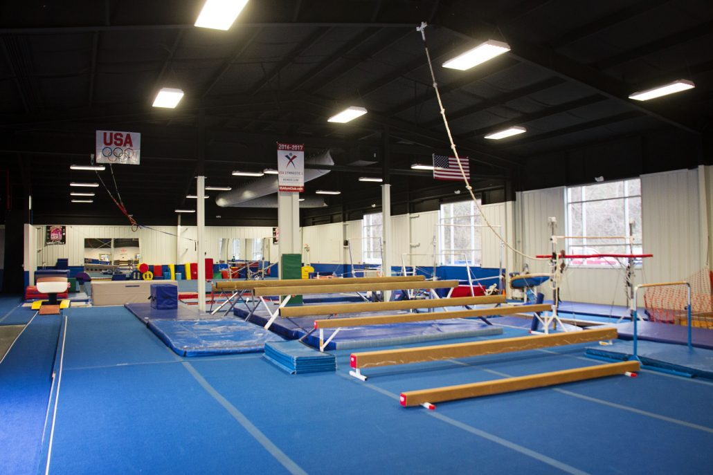 universal gymnastics tennessee facility
